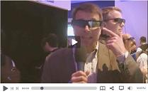 3D Glasses at CES on a typical cnsumer